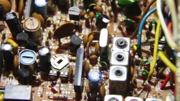 4 elektronikus alkatrészek áramköri