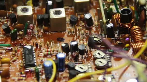 8 elektronikus alkatrészek áramköri