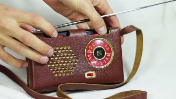Vintage Rádio stanice hledání