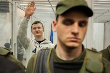 Head of  Azov-Crimea Civil Corps Stanislav Krasnov