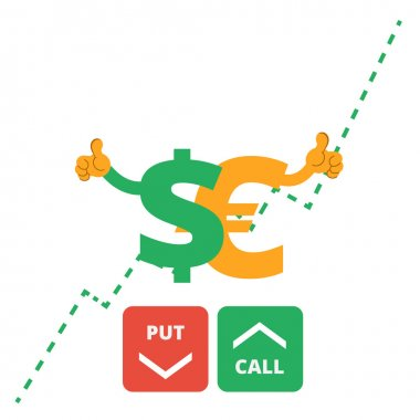 Forex illustration one of the set