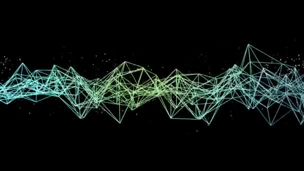 Verbindung Drahtstruktur mit Partikeln