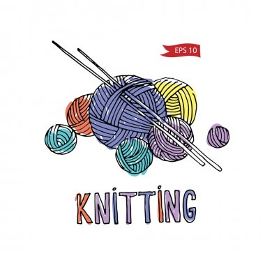 Color knitting equipment