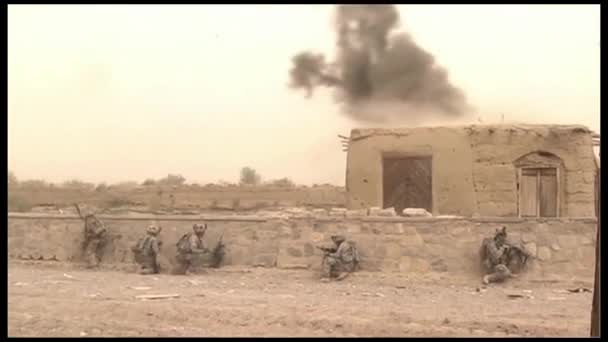 U S  forces engage with the Taliban