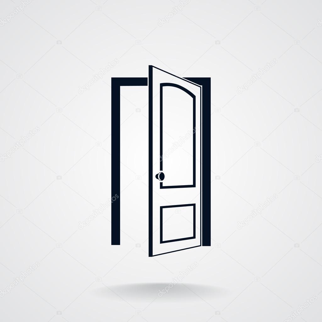 Картинка дверь открытая 7