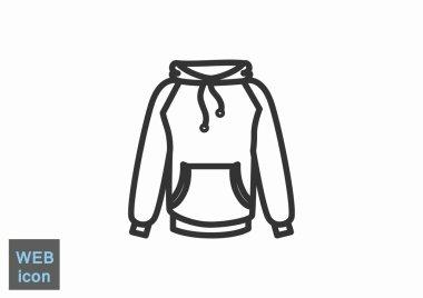 hoodie web icon
