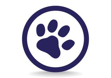 Paw web icon