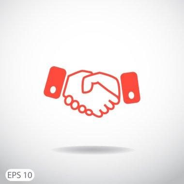 Handshake web icon
