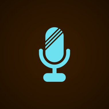 Microphone web icon