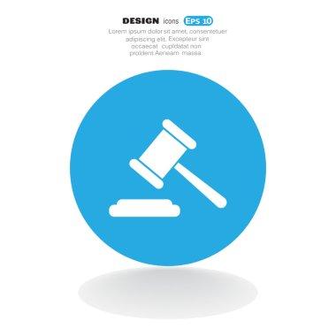 Law web icon