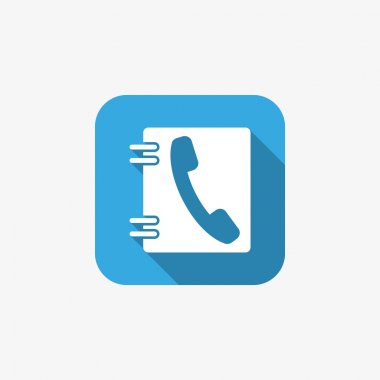 Phone contacts web icon