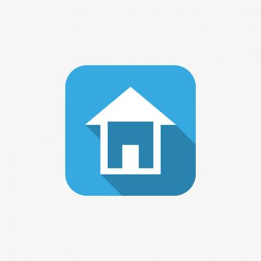 Home simple web icon