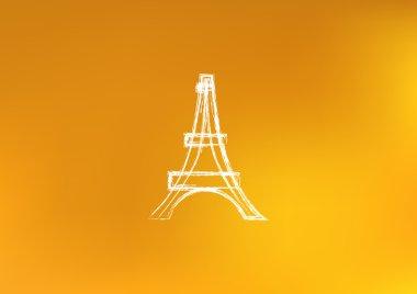 Eiffel Tower, Web icon