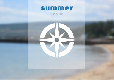 Compass web icon