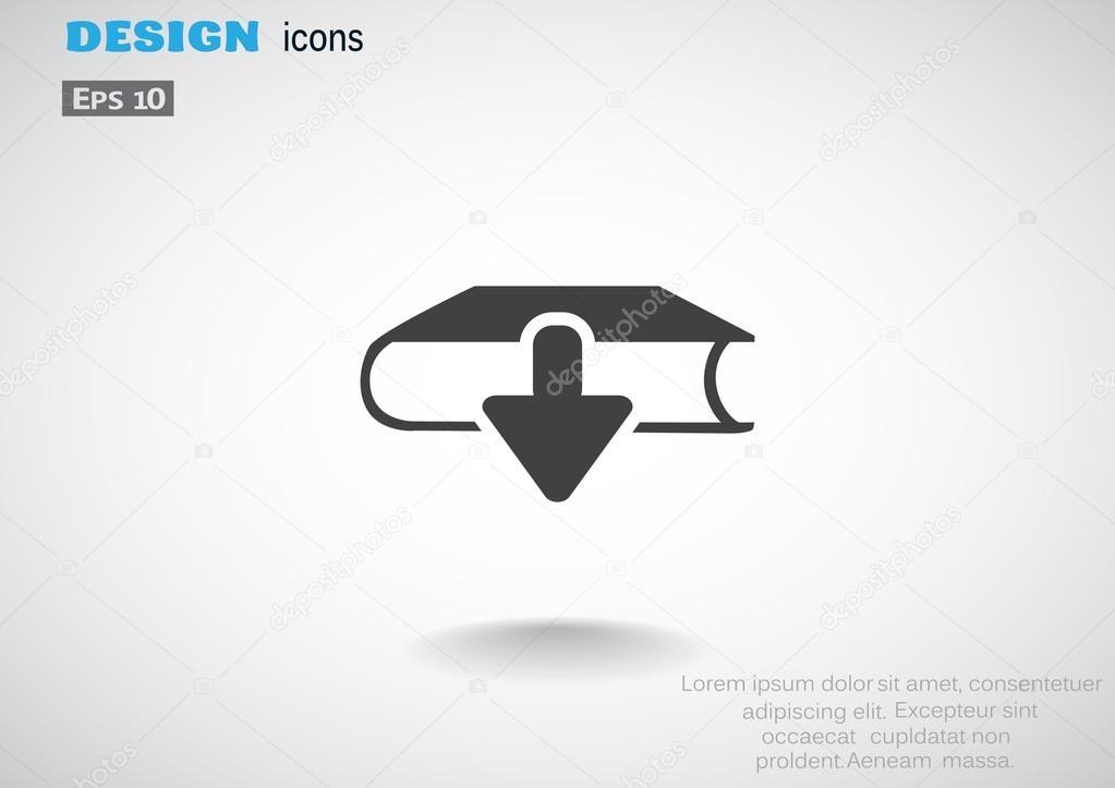 Download book web icon