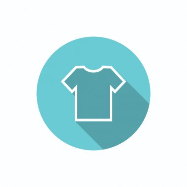 T-shirt web icon