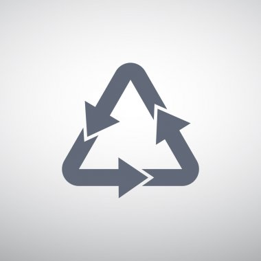 Waste recycling symbol