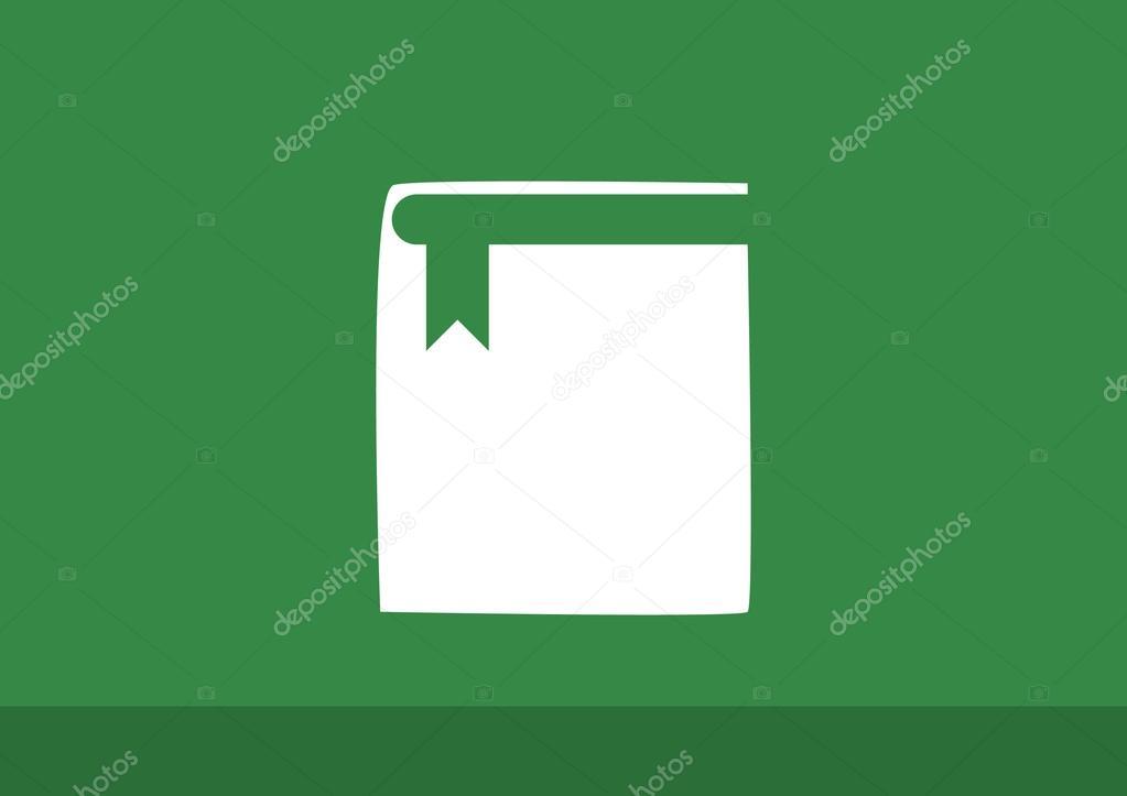 Geschlossenes Buch Web-Symbol — Stockvektor © LovArt #88889526