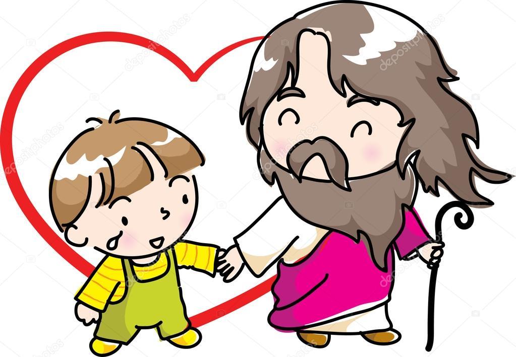 jezus en kinderen stockfoto 169 wenpei 116781440