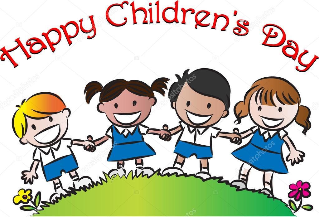 Imágenes Feliz Dia Del Niño Día Del Niño Feliz Foto De Stock