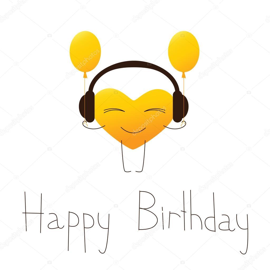 Fondo Invitacion De Cumpleaños Musical Feliz Cumpleaños