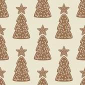 vánoční cukroví pozadí