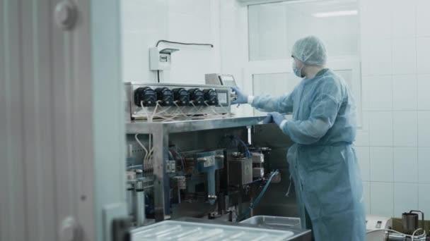 Big pharma industry. Creates medicines for pharmacies in the laboratory
