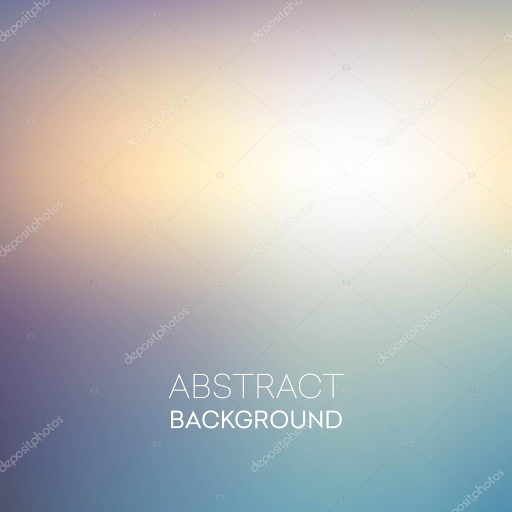 Blured backgrounds  retro style. Vector background