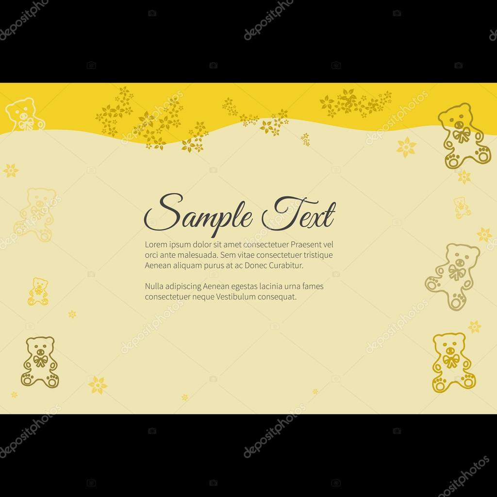 Elegant vector lettering in abstract style with place for text elegant vector lettering in abstract style with place for text perfect for invitations greeting stopboris Image collections
