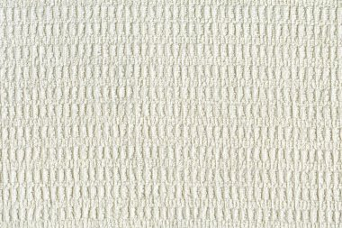 Natural cotton texture background. A bath towel