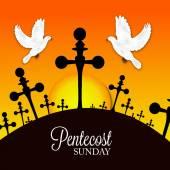 Duch svatý Svatodušní neděle