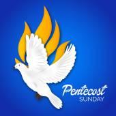 Holubice Ducha svatého Svatodušní