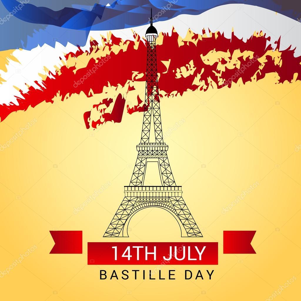 Открытка день взятия бастилии на французском, своими руками