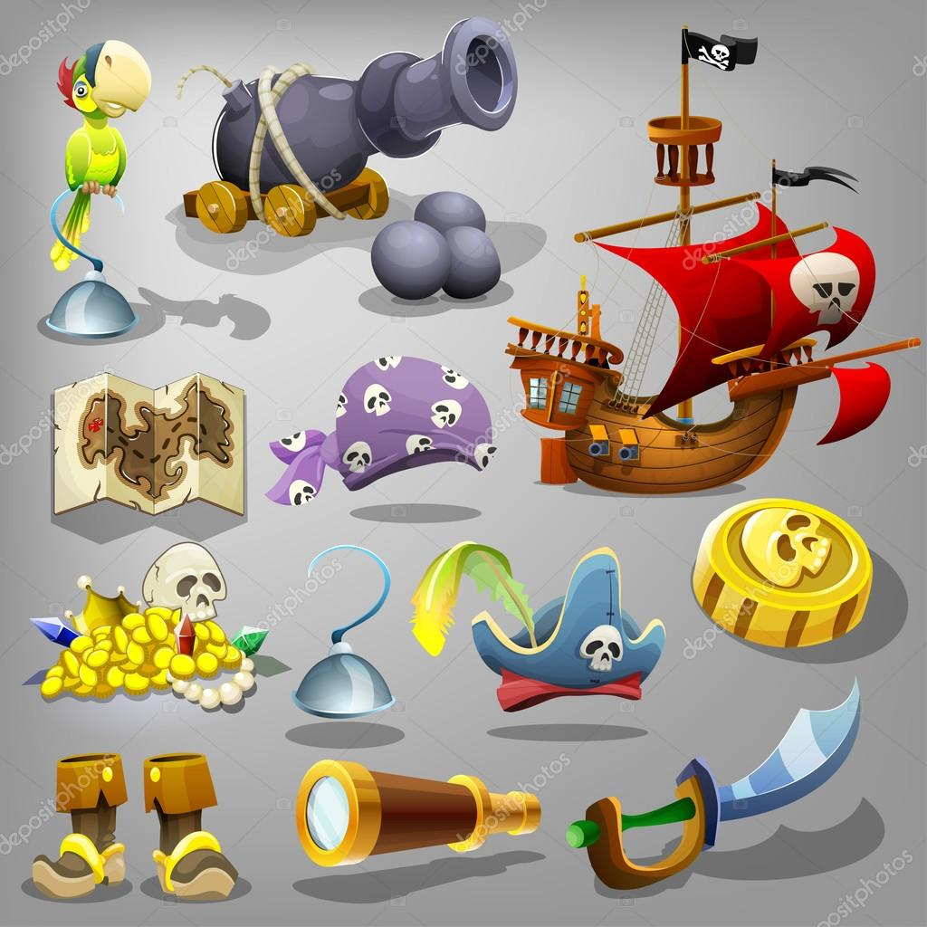 Pirate big set