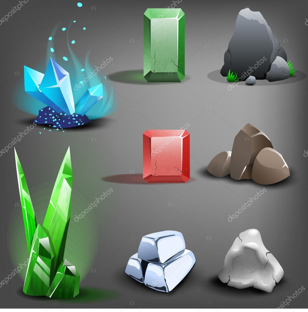 Resource icons for games