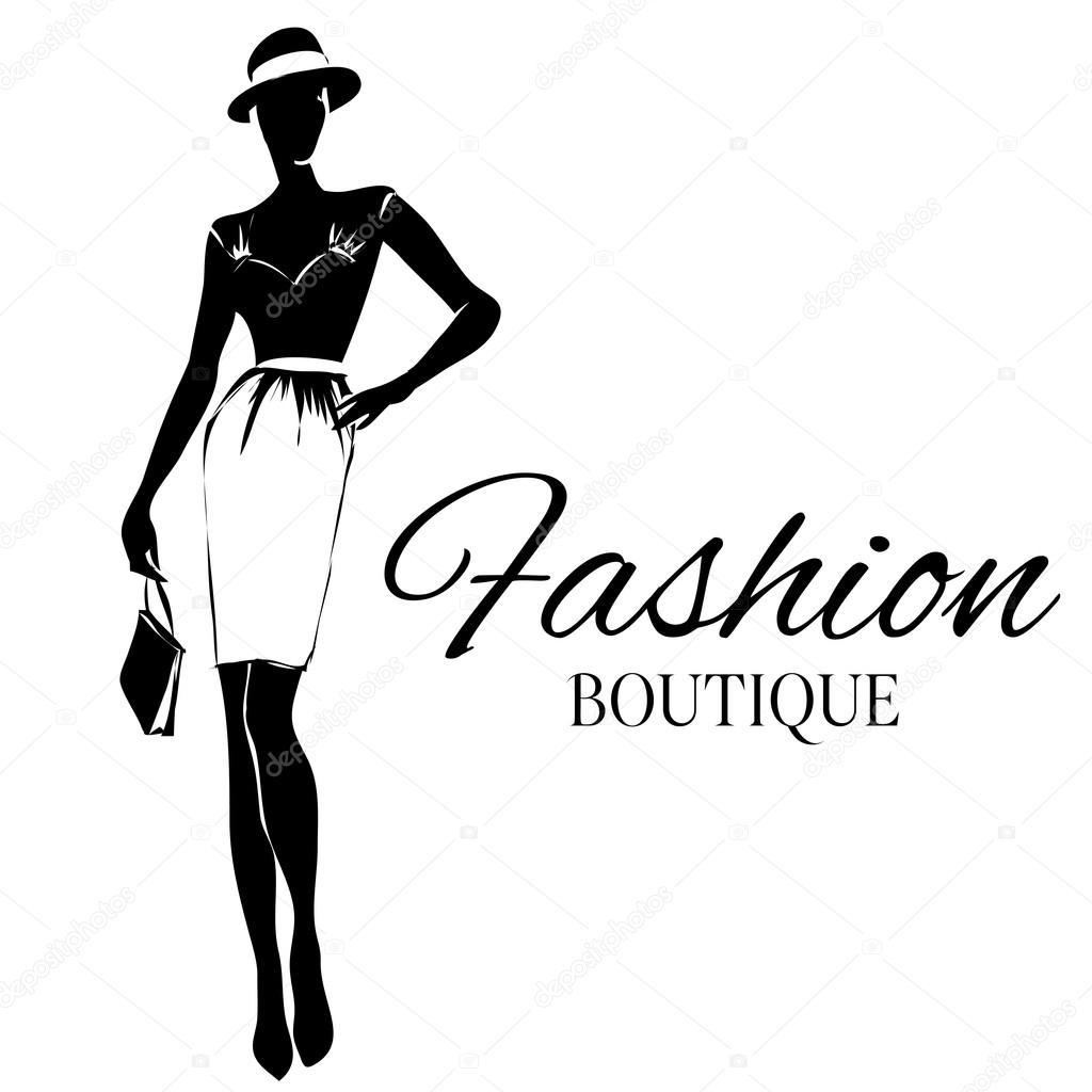 Fashion logo vector