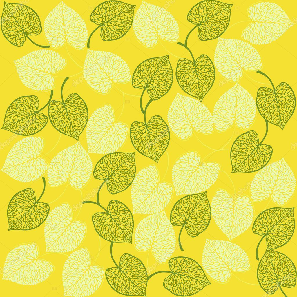 leaf calla pattern