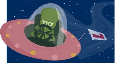 Alien learner driver