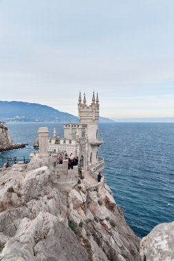 Crimea Swallow's Nest panorama