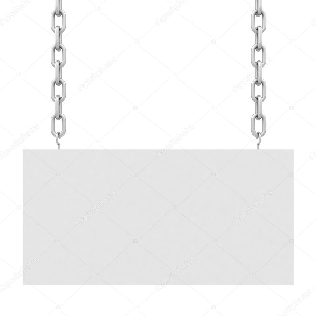 blank hanging sign - photo #48