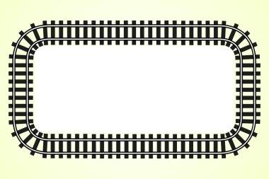locomotive railroad track frame rail transport