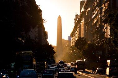 Obelisco (Obelisk), Buenos Aires Argentina