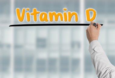 Doctor writes Vitamin D