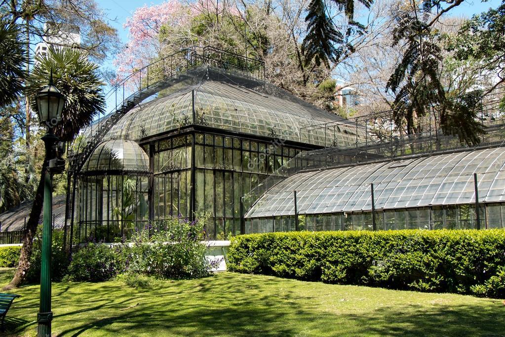 Botanical Garden, Buenos Aires Argentina — Stock Photo © fotoquique ...