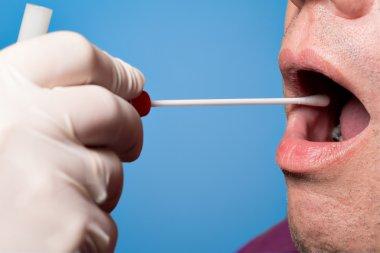 DNA, DNS test, wipe test