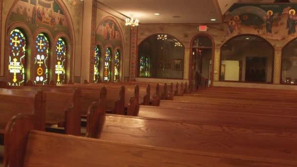 Uvnitř řecké pravoslavné církve