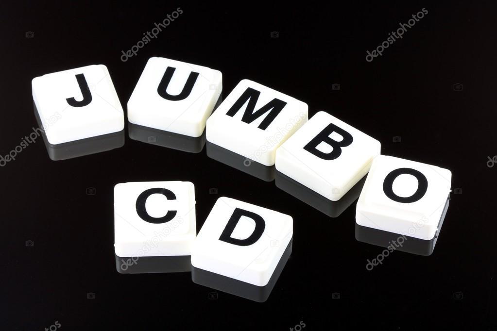 Egli parola cd jumbo un termine usato per business in finanza e