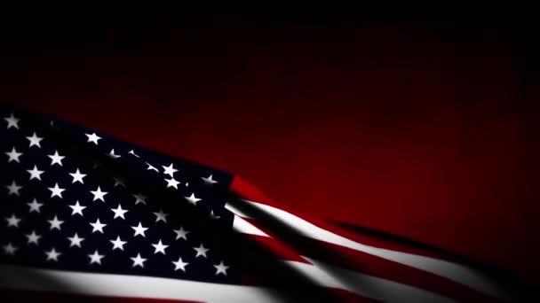 USA zászló háttér