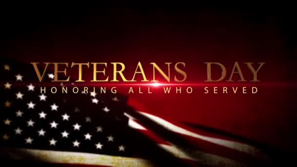 Veteran day, grunge, Honoring all who served