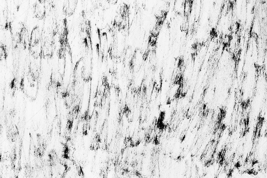 Texture Sfondo Della Pennellata Che è Simile Al Mare Nero Foto